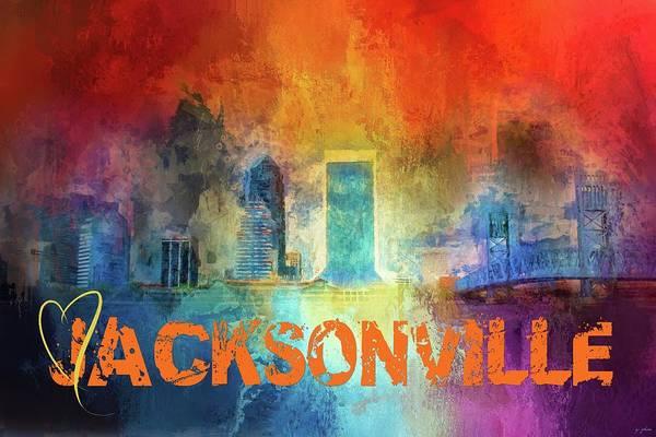 Photograph - Sending Love To Jacksonville by Jai Johnson