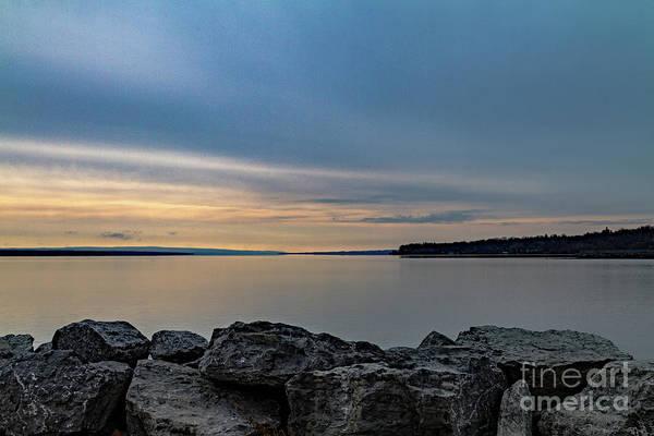 Photograph - Seneca At Sunrise by William Norton
