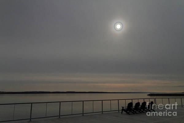 Photograph - Seneca Lake Morning by William Norton