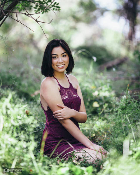 Photograph - Senior Sessions by Lee Harland