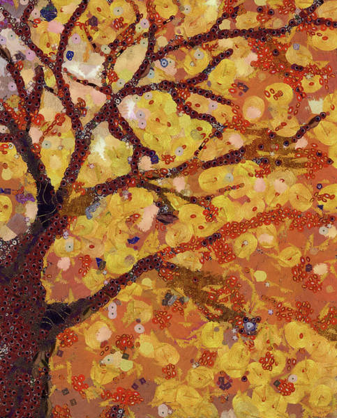 Painting - Sense Of Autumn by Dan Sproul
