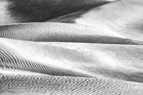 Sand Dunes Digital Art - Sensuality II by Jon Glaser