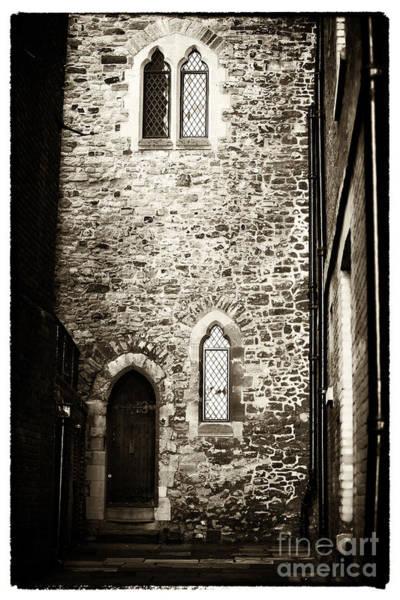 Door To Door Photograph - Sent To The Tower by John Rizzuto