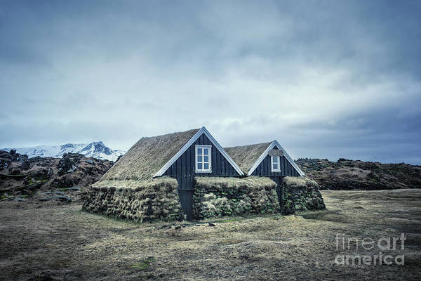 Northern Photograph - Sentiments Of A Native Village by Evelina Kremsdorf