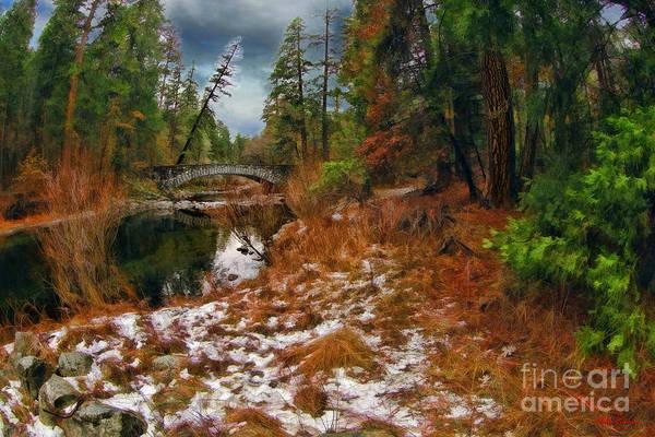 Photograph - Sentinel Bridge, Yosemite Valley  by Blake Richards