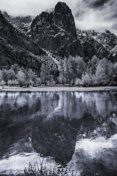 Merced Photograph - Sentinel Rock by Bill Roberts