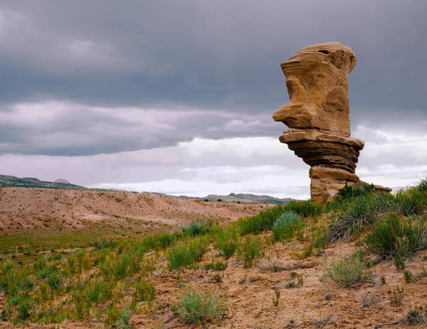 Photograph - Sentinel Rock by Paul Breitkreuz
