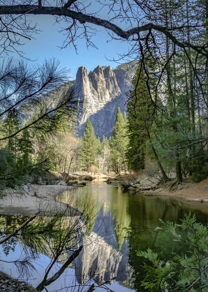 Photograph - Sentinel Rock Yosemite by Adam Rainoff