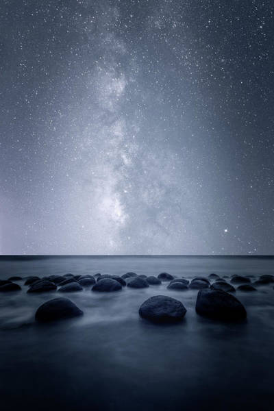 Photograph - Septarian Concretions by Dustin LeFevre