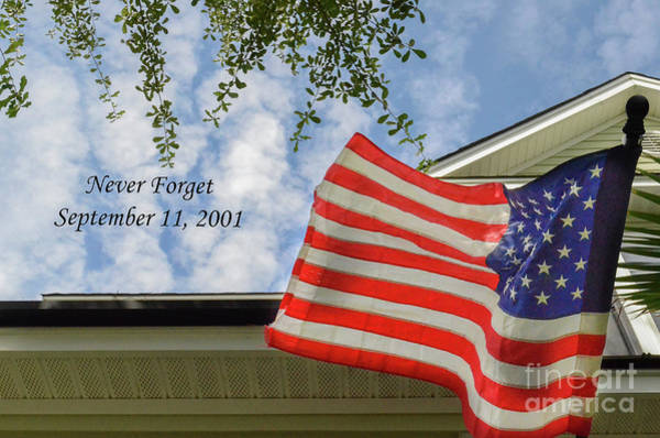 Photograph - September 11 by Dale Powell