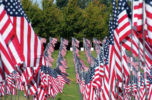Photograph - September 11 Memorial by Steve Stuller