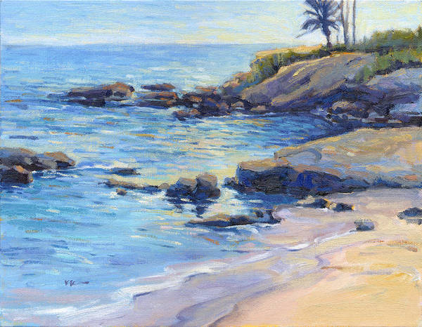 Painting - September Light by Konnie Kim