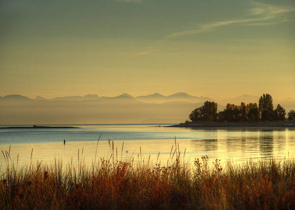 Photograph - September Morn by Randy Hall