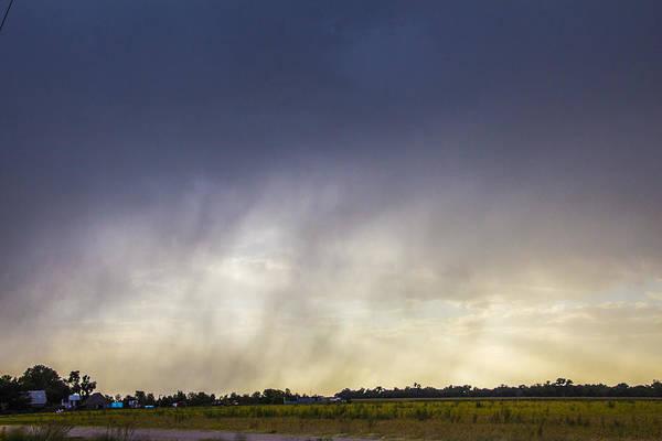 Photograph - September Nebraska Storm Cells 002 by NebraskaSC
