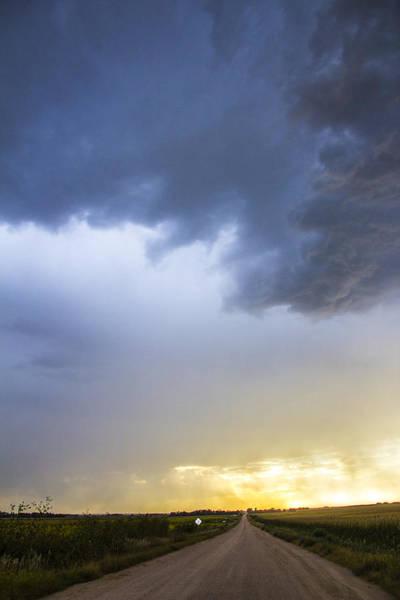 Photograph - September Nebraska Storm Cells 006 by NebraskaSC