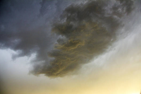 Photograph - September Nebraska Storm Cells 008 by NebraskaSC