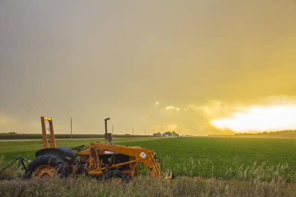 Photograph - September Nebraska Storm Cells 016 by NebraskaSC