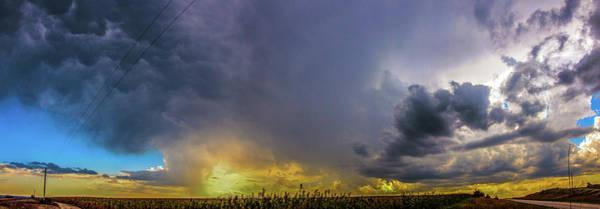 Photograph - September Nebraska Thunder 001 by NebraskaSC