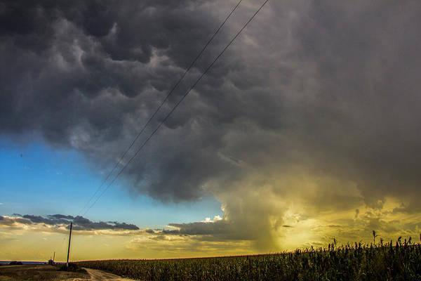 Photograph - September Nebraska Thunder 002 by NebraskaSC