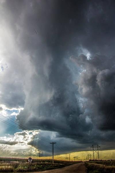 Photograph - September Nebraska Thunder 005 by NebraskaSC