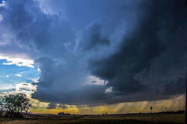 Photograph - September Nebraska Thunder 006 by NebraskaSC