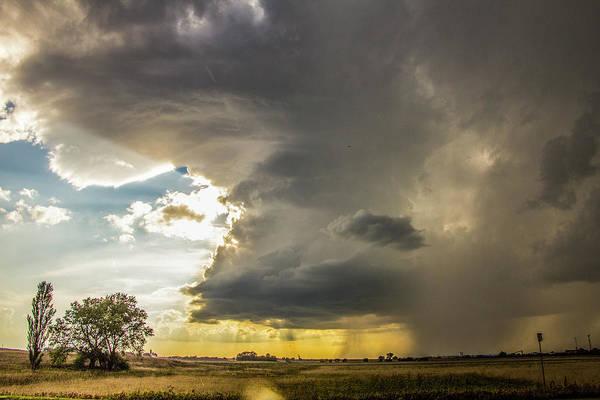 Photograph - September Nebraska Thunder 009 by NebraskaSC