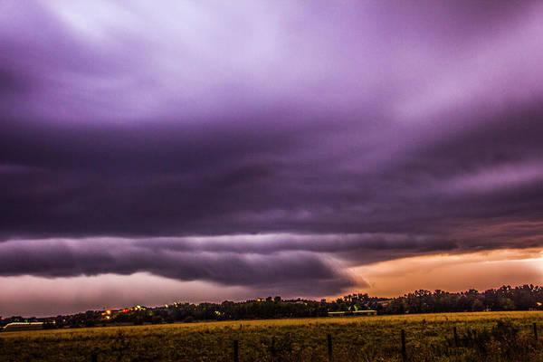 Photograph - September Nebraska Thunder 012 by NebraskaSC