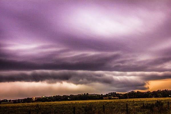 Photograph - September Nebraska Thunder 014 by NebraskaSC