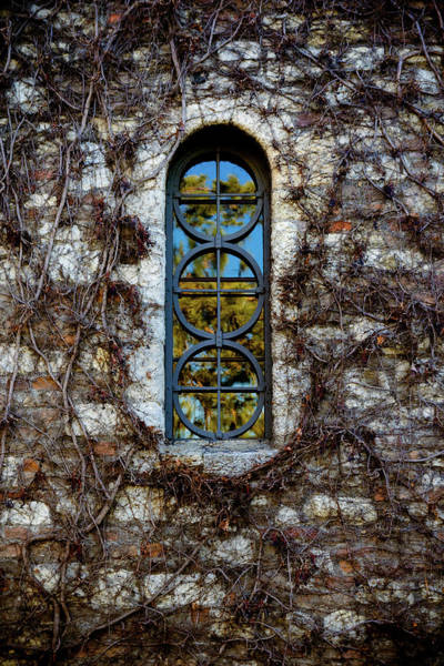 Wall Art - Photograph - Serbian Church Window by Stelios Kleanthous