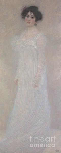 Subtle Painting - Serena Pulitzer Lederer, 1899 by Gustav Klimt