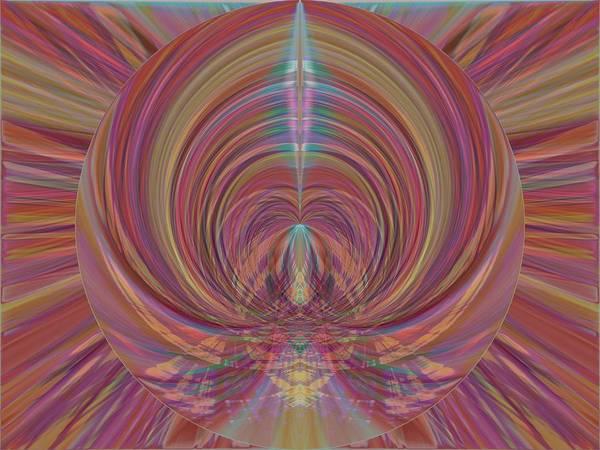 Serendipity Digital Art - Serendipitous Persuit by Tim Allen