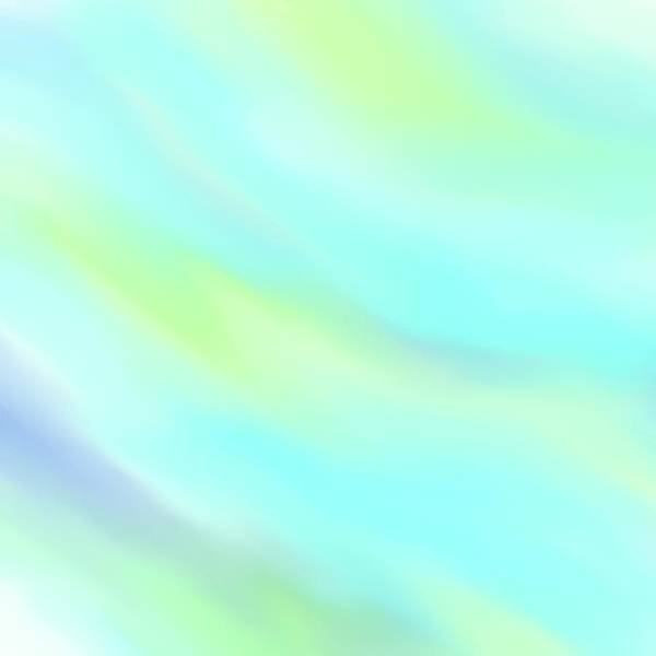 Smooth Digital Art - Serene 3 by Patricia Lintner