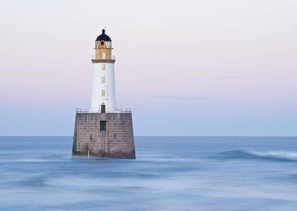 Photograph - Serene Dusk At Rattray Head by Stephen Taylor