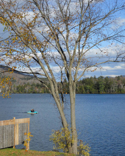 Photograph - Serene Lake by Maggy Marsh
