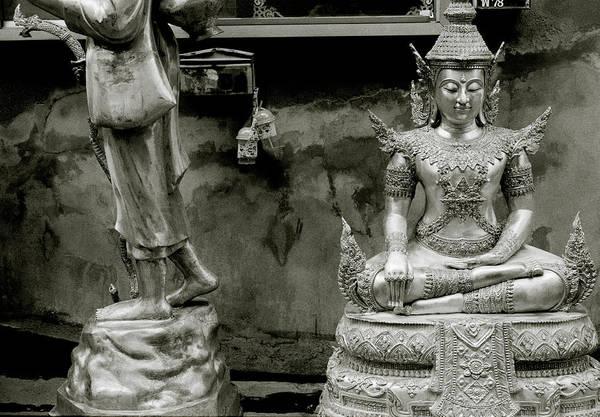 Photograph - Serene Moments In Bangkok by Shaun Higson