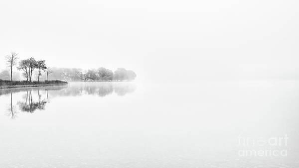 Foreshore Photograph - Serenity by Janet Burdon
