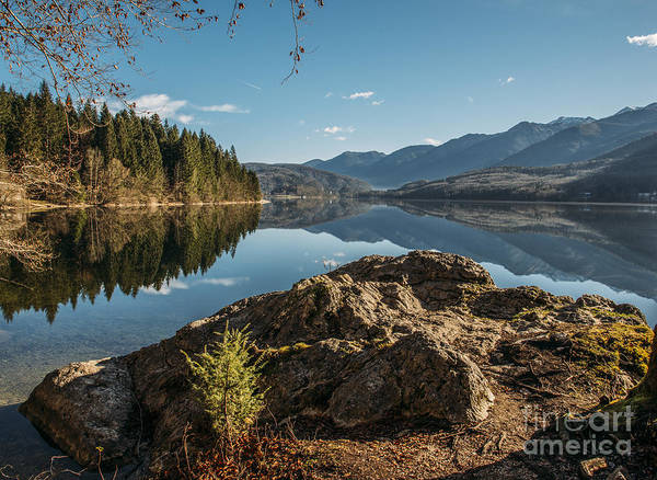 Wall Art - Photograph - Serenity Landscape by Peter Awax