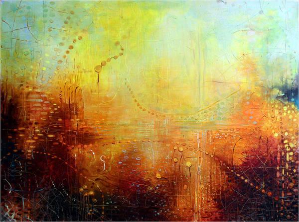 Wall Art - Painting - Serenity by Lolita Bronzini