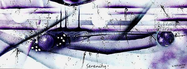 Michael Ferguson Wall Art - Painting - Serenity by Michael Ferguson