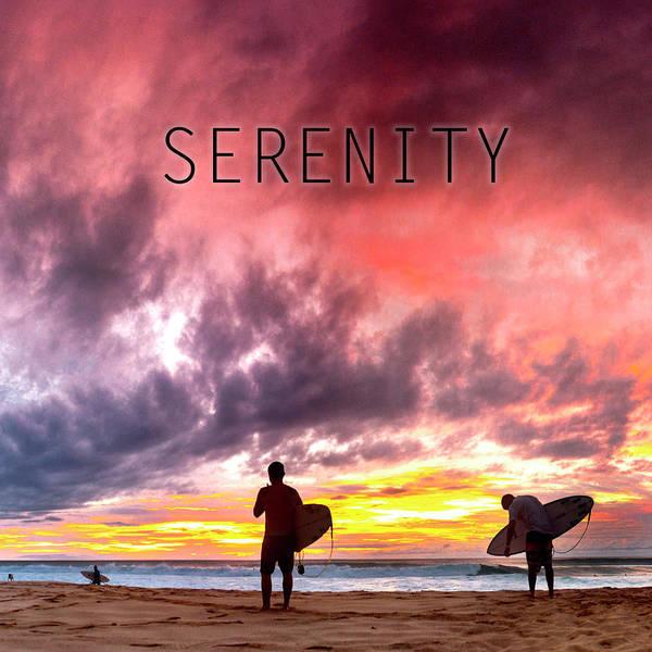 Wall Art - Photograph - Serenity. by Sean Davey