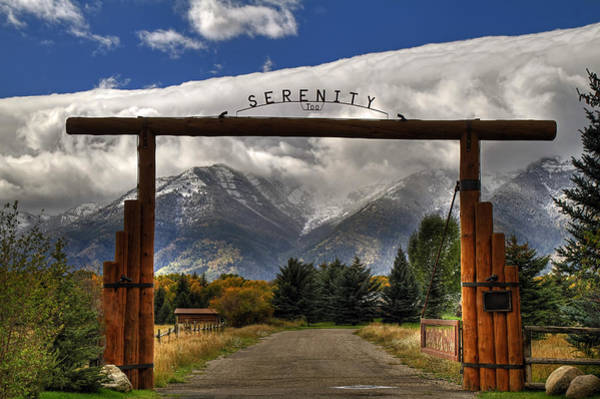 Jackson Hole Photograph - Serenity Too by Donna Kennedy