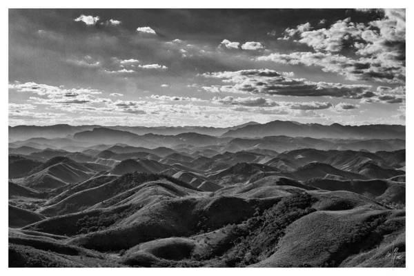 Photograph - Serra Da Beleza-conservatoria-rj by Carlos Mac