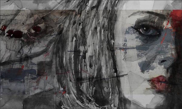 Wall Art - Mixed Media - Set Fire To The Rain  by Paul Lovering