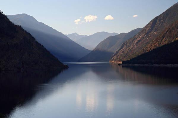 Photograph - Seton Lake Reflection by Pierre Leclerc Photography