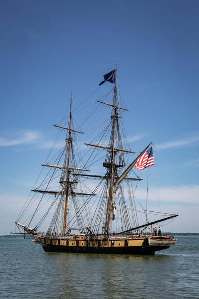 Wall Art - Photograph - Setting Out To Sail by Dale Kincaid