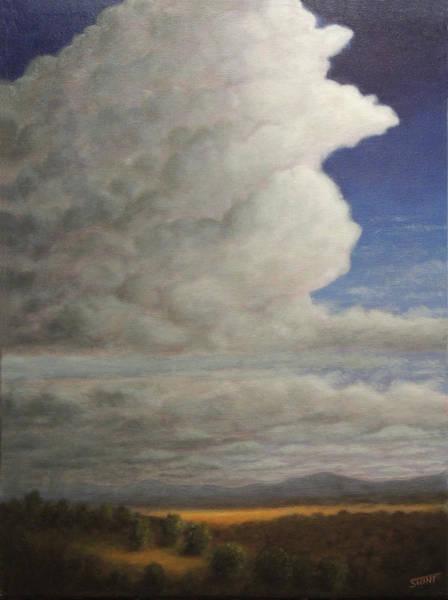 Painting - Settler's Paradise by David Swint