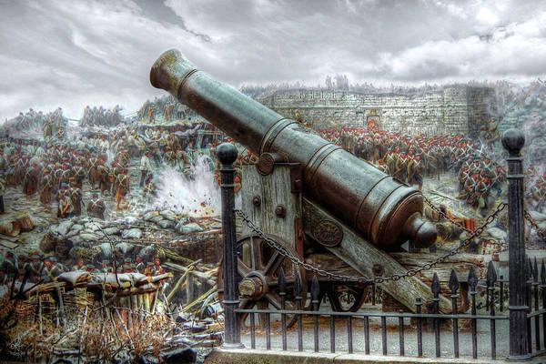 Sevastopol Cannon 1855 Art Print