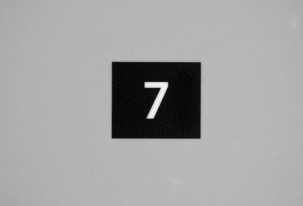 Photograph - Seven by Christi Kraft