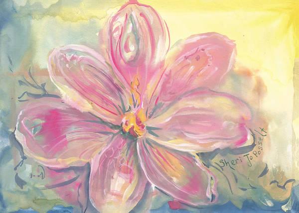 Seven Petals Art Print