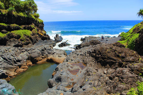 Ocean Wall Art - Photograph - Seven Sacred Pools Of Maui by Michael Rucker